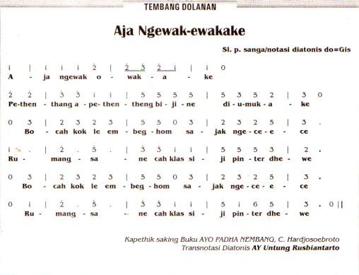 aja-ngewakake