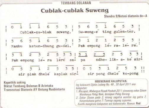 cublak-suweng