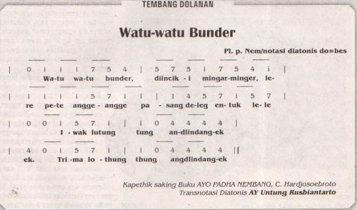 watu-bunder